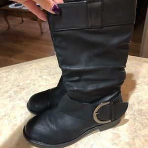 TOP MODA BOOTS SIZE 9